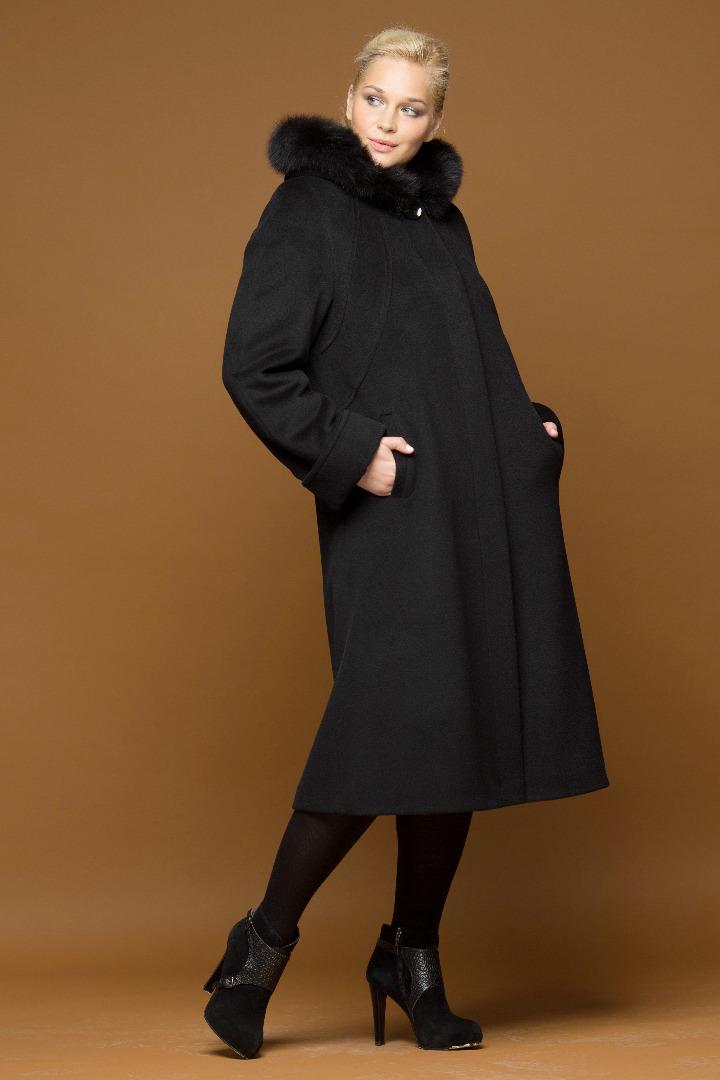 Пальто Женское Большие Размеры
