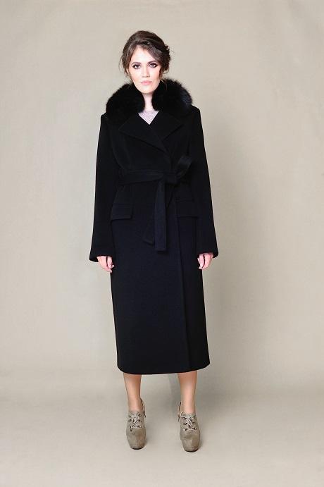 f91fe1a541b Зимнее пальто женское купить от производителя в Москве. Пальто ...