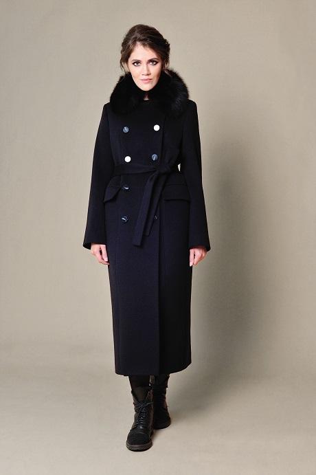 8add747bd21 Зимнее пальто женское купить от производителя в Москве. Пальто ...