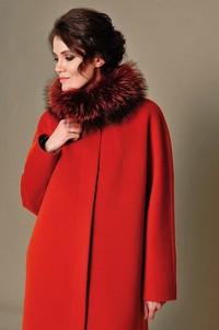 f57d11d340d Зимнее пальто женское с мехом купить в интернет магазине Azarelli ...