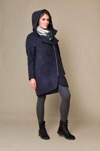 24d9f29a93d Зимнее пальто женское купить от производителя в Москве. Пальто ...