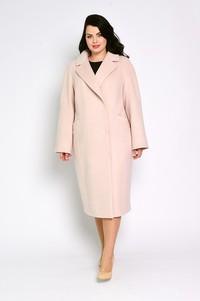 791d4fa5f15 Весеннее пальто большого размера № 780-2